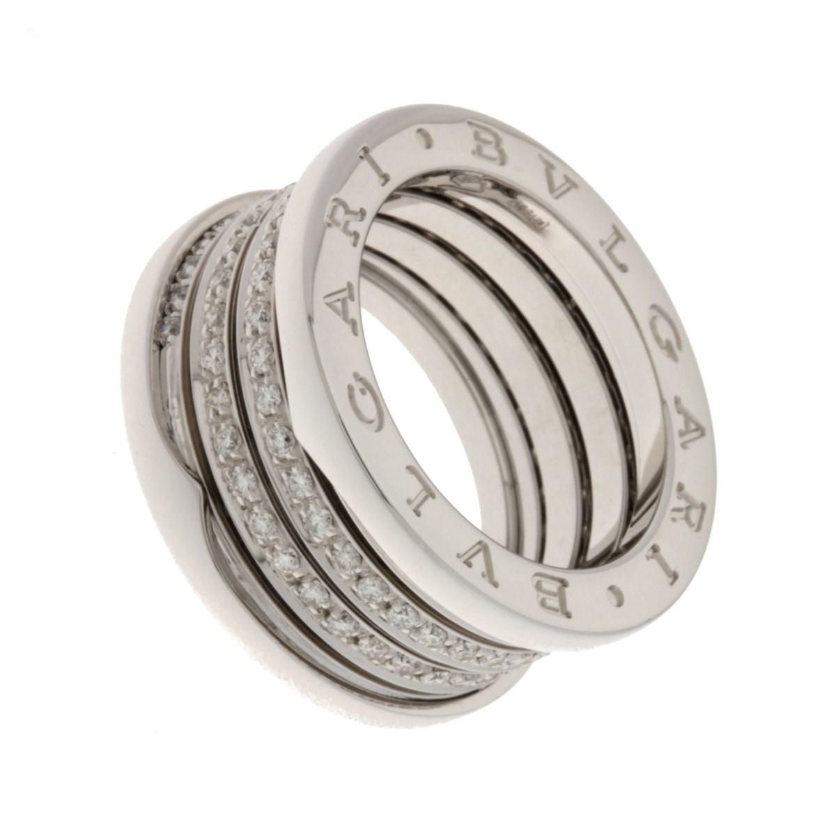 bulgari anelli collezione